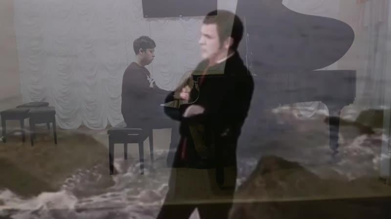 М Магомаев Синяя Вечность piano cover
