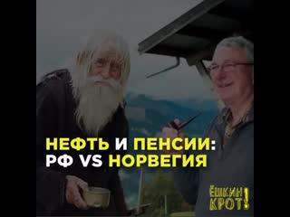 ПО КАЧЕСТВУ ЖИЗНИ ПЕНСИОНЕРОВ НОРВЕГИЯ НА 1 МЕСТЕ В МИРЕ ! .mp4