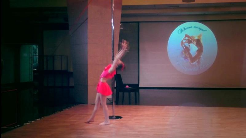 Виктория Алмаева - Catwalk Dance Fest IX[pole dance, aerial] 12.05.18.