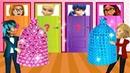 MIRACULOUS - Fashion Girls Dress Design Princess Model - Tales of Ladybug and Cat Noir