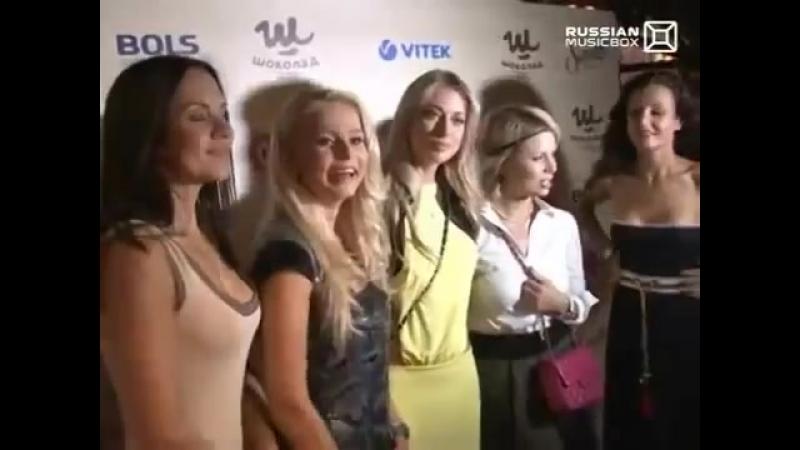 Блестящие - Сюжет с вечеринки от Радио Шоколад (News Box 2011)