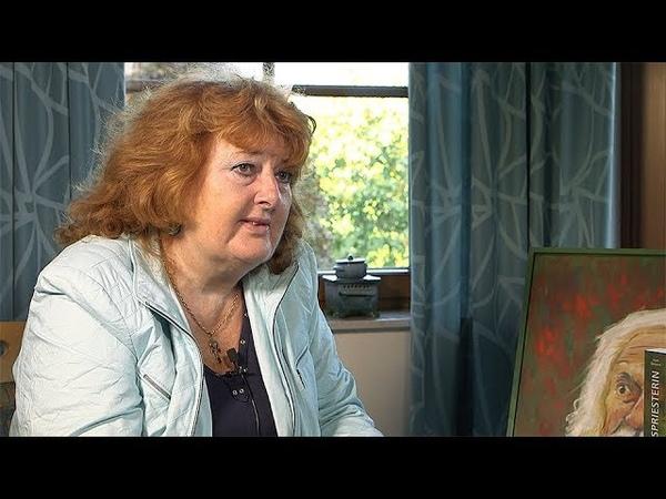 """""""Ich kann vieles über den Tod erzählen Ingrid Schramm im Gespräch"""