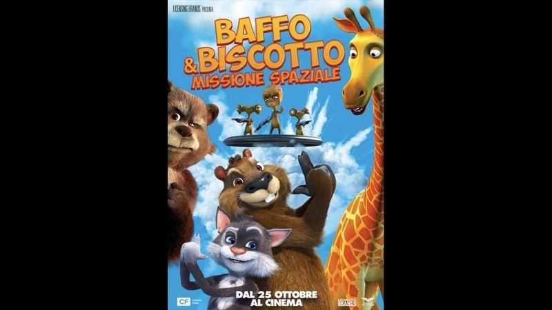 BAFFO BISCOTTO - MISSIONE SPAZIALE (2018) - ITA (STREAMING)