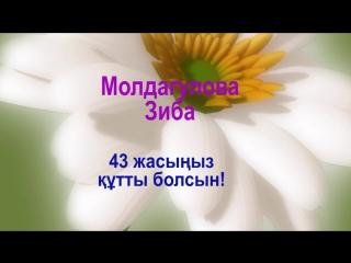 #Түркістан__сазды сәлем Молдагулова Зиба