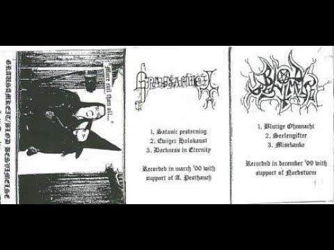 Blod Besvimelse - More Evil than All... split w Grausamkeit 2000