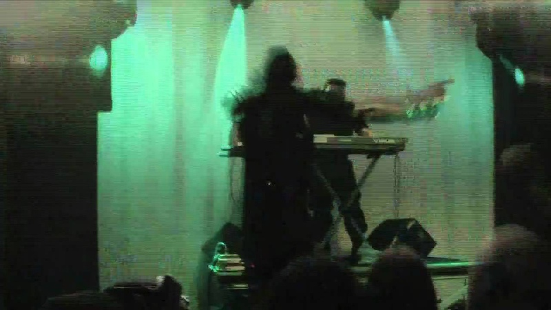 HOCICO Love Posing as a Prostitute live DARK CASTLE FESTIVAL 2010 [HD]