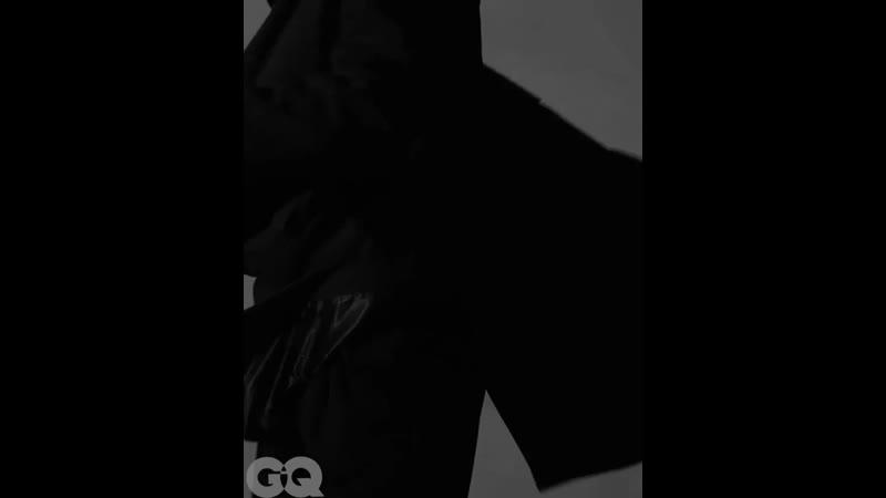 Киану Ривз снялся для издания GQ