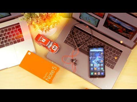 👌Xiaomi Redmi Note 5 - Мой новый телефон! / 📱С меня хватит, перехожу с iOS на Android!