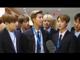 BTS United Nations Assembly Interview + Behind The Scenes Footage