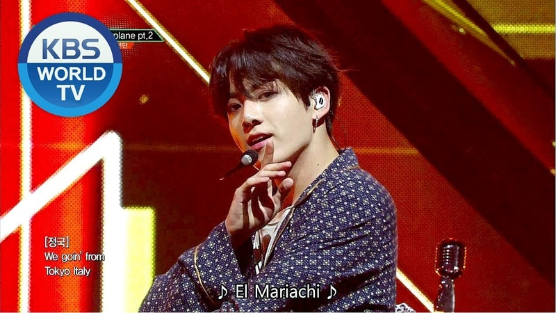 BTS (방탄소년단) - Airplane pt.2 [Music Bank COMEBACK 2018.05.25]