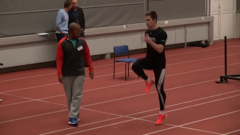 Sprinting Mechanics: Acceleration and Maximal Velocity (No Translations)