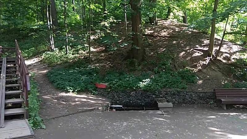 В парке Покровское-Стрешнево