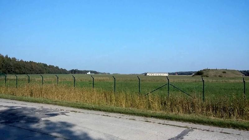 Аэродром Пярну Эстония. Бывшая ВЧ- 40361