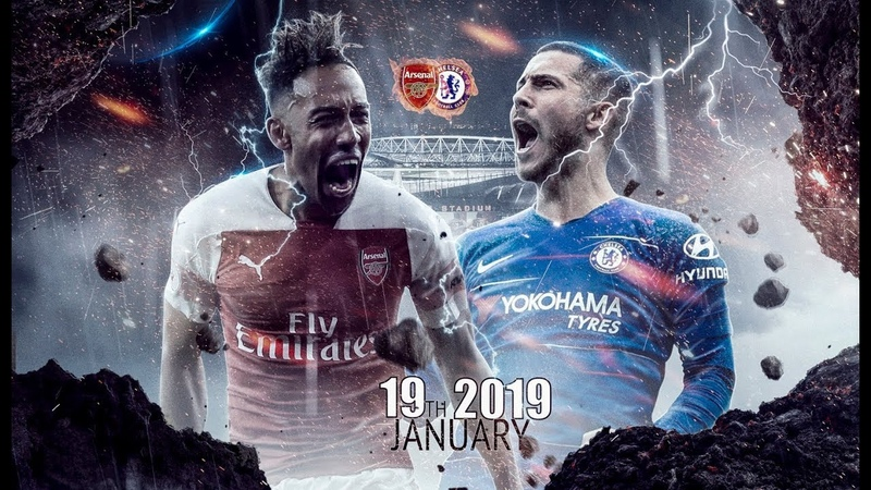 Arsenal F.C. VS Chelsea F.C. Promo : English Premier League