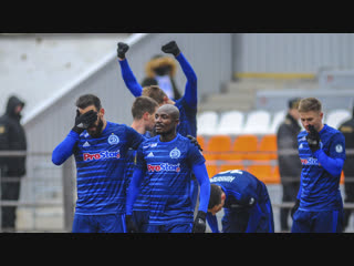 Лучшее празднование гола в истории футбола!