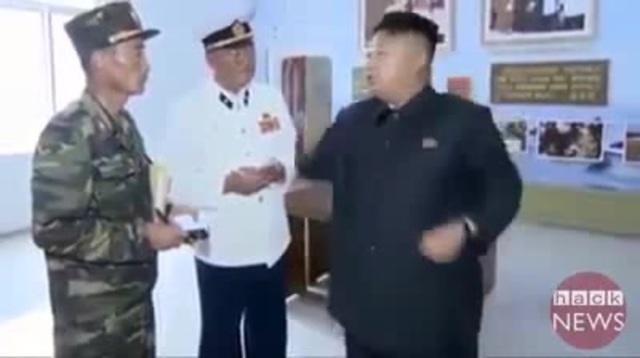Ким Чен Ын возмущен таким положением дел на Украине.