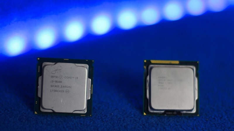 Процессоры 2011 года против 2017. Тест i5 2500k\2600k VS i3 8100\i7 8700