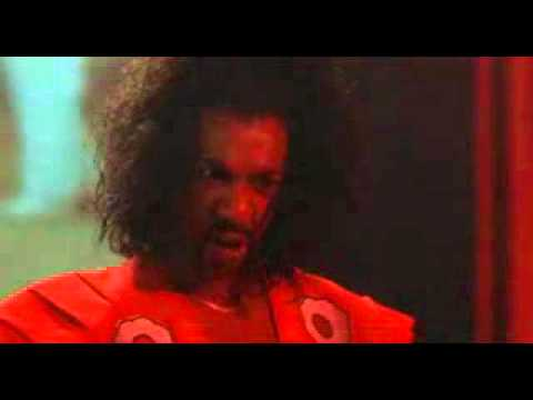 O ULTIMO DRAGÃO BRUCE LEROY VS SHO' NUFF NO CINEMA