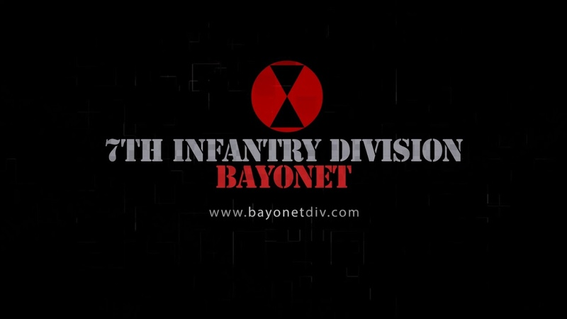 Welcome to 7th Infantry Division Bayonet