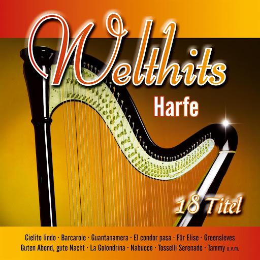 Кристина альбом Welthits-Harfe