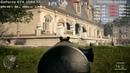 Battlefield 1 - pentium g4560 gtx 1080 ti - ultra 1080p (еxperiment)