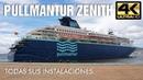 Pullmantur Zenith - Barco de cruceros [4K]