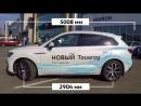 Тест-драйв Volkswagen Touareg в АВИЛОН
