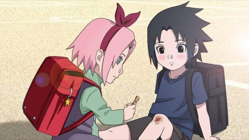 Sasuke and Sakura 「AMV」 - Break Your Heart ❤SasuSaku❤