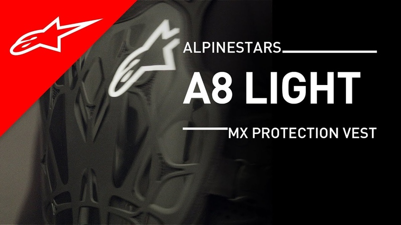 Alpinestars - A8 Light Chest Protector