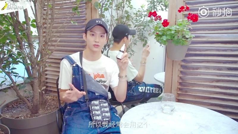 [Zhou Yanchen] вейбо яньчэня 180705
