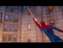 Spider-Man PS4 - New Open World Free Roam Gameplay (2018)