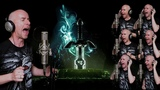 Rhapsody of fire - Emerald sword (vocal cover)