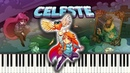 REACH FOR THE SUMMIT (from Celeste) - Piano Tutorial (Sponsored by Materia Collective)