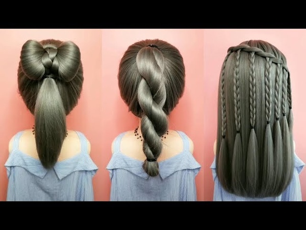 26 Braided Back To School HEATLESS Hairstyles! 🌺 Best Hairstyles for Girls | Part 50