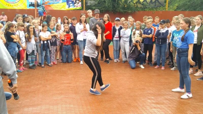 Эврика-танцы 3 смена 2018