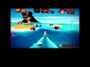 Crash Bandicoot 3:Warped(NTSC-J) Time Trial. Makin Waves . 49: Continuation of madness )
