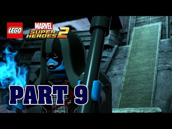 Guardian Of The Galaxy VS Ronan the Accuser - Lego Marvel Super Heroes 2
