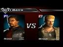 Def Jam Vendetta 5 Proof vs Briggs Novice League