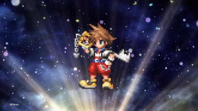 【FFBE】KINGDOM HEARTS: Sora will arrive!【Global】