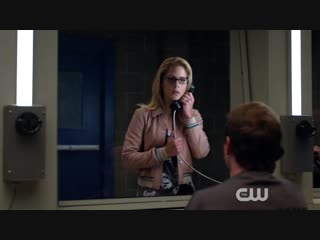 Arrow 7×05 sneak peek — felicity learns about oliver's level two fate