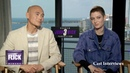 John Wick Chapter 3's Asia Kate Dillon and Mark Dacascos Speak to FlickDirect