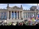 #GelbeWesten MOBIVIDEO Alle zum Regierungssitz der BRD Reichstag Berlin 23. März 2019 - 11 Uhr