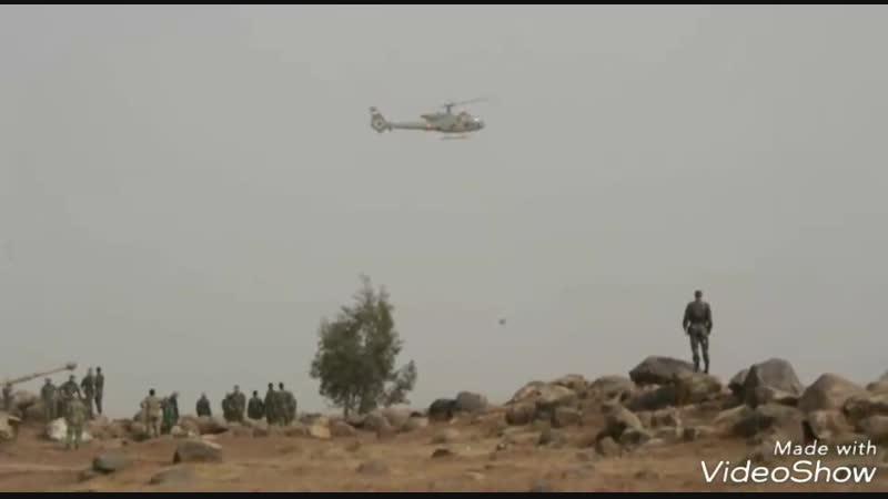 مناورات لقوات الجيش العربي السوري قوات... - نمور سوريا الاسد جنود الله