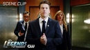 DC's Legends of Tomorrow | Witch Hunt Scene | The CW