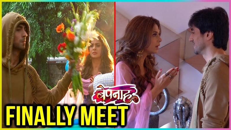 Aditya And Zoya Finally Meet After Leap   Bepanaah   TellyMasala