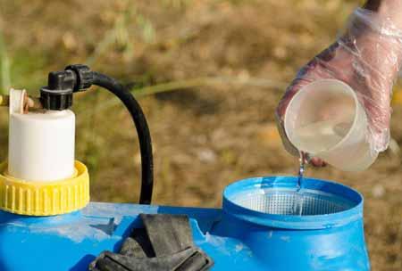 Многокомпонентные инсектициды могут быть использованы в комбинации для дополнительного эффекта