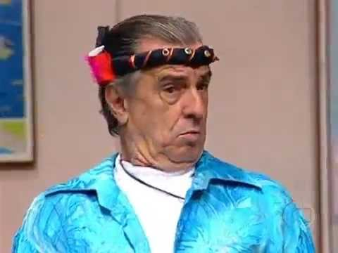 Seu peru escolinha do professor raimundo - bau do humor 1