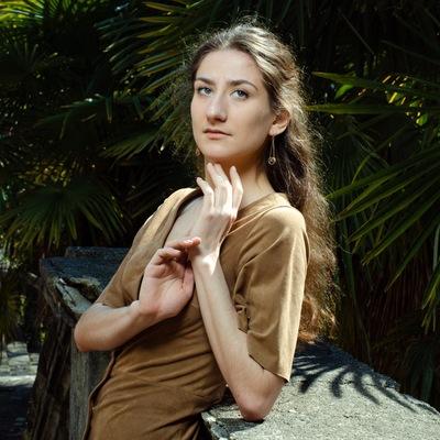 Дарья Слюсарева