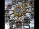 Самые большие часы в мире установлены в городе Тюмень в парке аттракционов