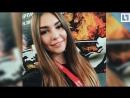 Красотка пауэрлифтер тратит выигрыш на детей ДНР